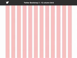 25 bootstrap grid system psd templates css author With 12 column grid template