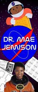Dr. Mae Jemison craft (Black History; Astronauts; Space) K ...