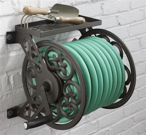 decorative garden hose holders home inspirations