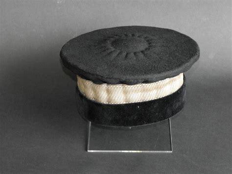juge du si鑒e uniforme chapeau de juge en feutre avec bande 19e siècle catawiki