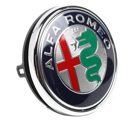 Alfa Romeo Badge by Alfa Romeo Rear Badge Alfa Romeo Shop Tuning Styling