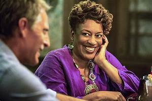 CCH Pounder of NCIS: New Orleans Talks About 'That Look ...