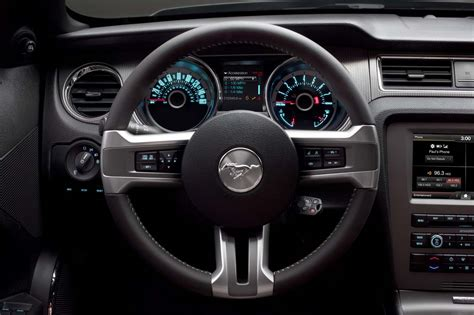 mustang shelby gt 500 interieur ford mustang gt interieur