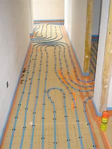 Chauffage Au Sol : apres l 39 isolation le chauffage au sol chauffage ~ Premium-room.com Idées de Décoration