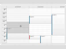 DayPilot Building an OutlookLike Calendar Component for