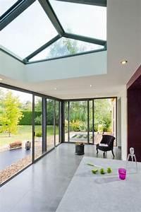 les 25 meilleures idees de la categorie verriere toit sur With puit de lumiere maison 1 maison avec baies vitrees et puit de lumiare