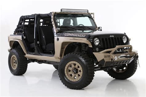 hendrick commando the vehicle that inspired the commando jeep concept road