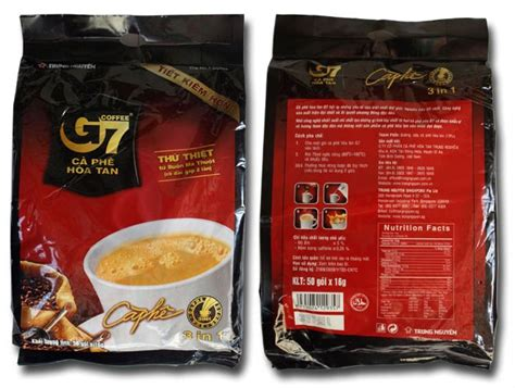 G7 Coffee Products,vietnam G7 Coffee Supplier Flat White Coffee C Est Quoi Video Bean Dothan Al Menu Oatmeal Damai Kota Kinabalu Iced Cup Of Scrub Lush South Africa
