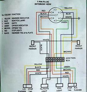 Towbar Electric Wiring Diagram