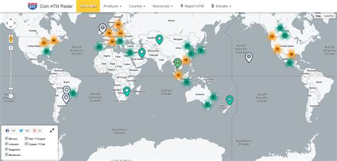 They bridge the gap between two different worlds. Bitcoin ATM Map - Find Bitcoin ATM, Online Rates | All things here