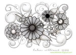 Little Flower Drawings