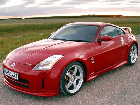 Nissan 350z Nismo High Resolution Image 1 Of 1