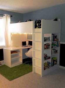20 IKEA Stuva Loft Beds For Your Kids Rooms Home Design