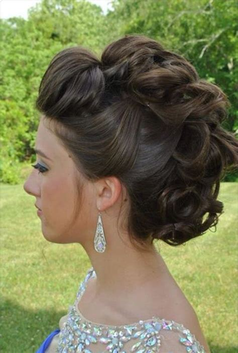 Mohawk Updo Hairstyles by Mohawk Updo Hair Mohawk Updo Bridal Hair Inspiration