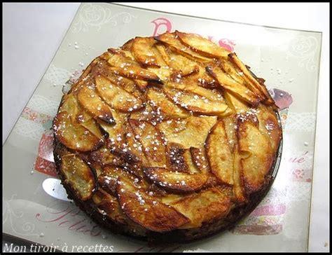 mon tiroir 224 recettes de cuisine g 226 teau l 233 ger aux pommes