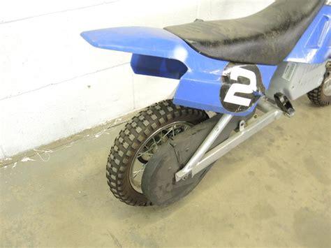Razor Electric Dirt Bike Property Room