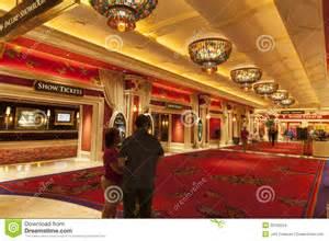 Wynn Hotel Las Vegas Interior