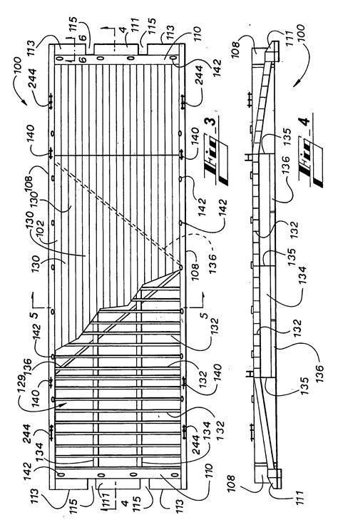 Patent US20090279976 - Versatile Shipping Platform