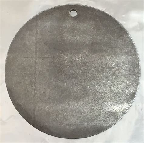 ar    gong hanger steel shooting target nra action pistol plate ebay