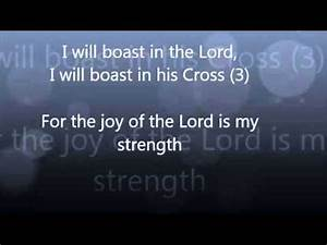 I will boast in the Lord - YouTube