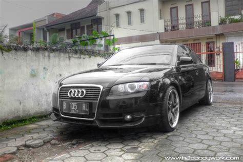Modifikasi Audi A4 modifikasi audi a4 www h2obodywork