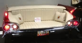 cadillac sofa 1960 cadillac