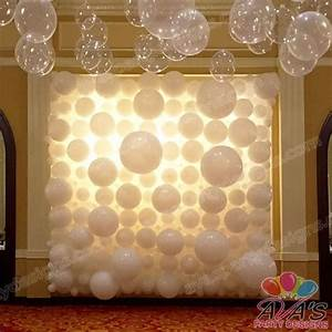 25+ best ideas about Balloon Wall on Pinterest