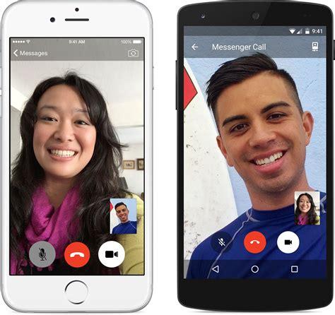 Facebook Messenger Launches Video Calling