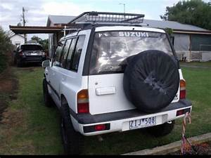Suzuki Vitara Jx 4x4 1993 4d Wagon 5 Sp Manual 4x4 1 6l