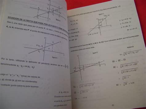 Cuaderno De Trabajo Matemáticas 3 Geometría Analítica