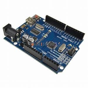 New Uno R3 Atmega328p Ch340 Mini Usb Board For Compatible