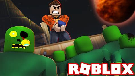 How To Survive The Night! [night 1] (roblox Blood Moon