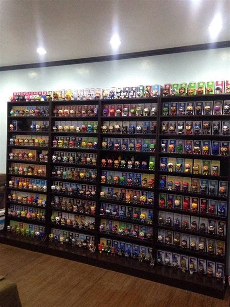 LOOK: This Guy Shares His Immense Funko Pop Collection ...