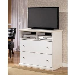 Bostwick Shoals Chest Of Drawers by Bostwick Shoals Media Chest From Ashley B139 38