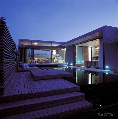 voelklip beach house hermanus property south african beach home  architect