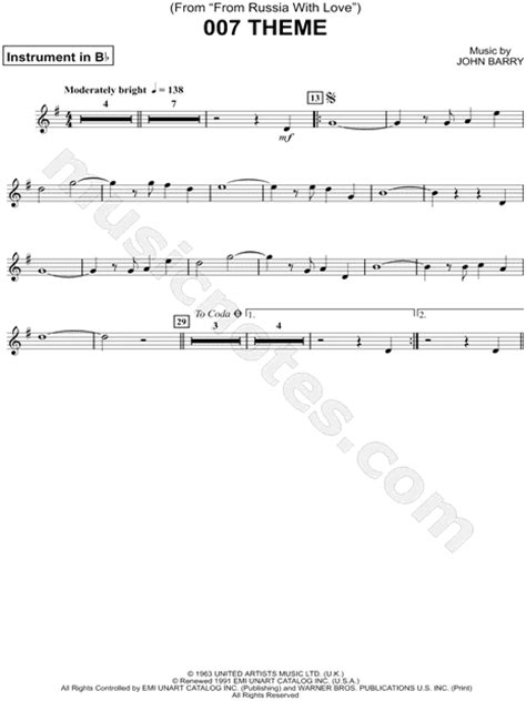 quot 007 theme bb instrument quot from james bond 007 from
