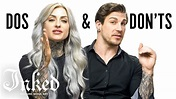 Tattoo Dos and Don'ts With Ryan Ashley and Arlo   INKED ...