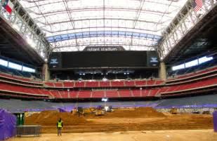 Houston Texans Reliant Stadium