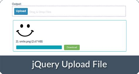 10 Jquery File Upload Plugins