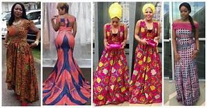 Latest Full Gown Ankara Styles We Love Amillionstyles