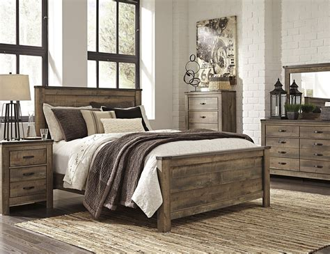 Trinell 5 Pc King Bedroom Set House Pinterest King