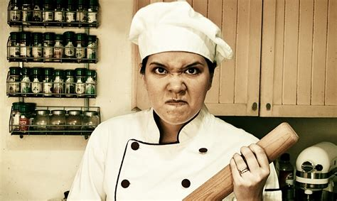 18 points which render angry a chef -Chef Tips
