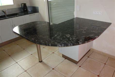 plan cuisine granit table de cuisine en en gironde et dans les landes