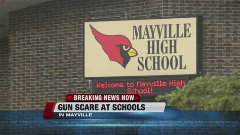 Mayville Middle School, High School lockdown has ended ...