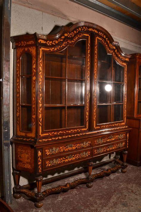 regent antiques cabinets antique dutch marquetry