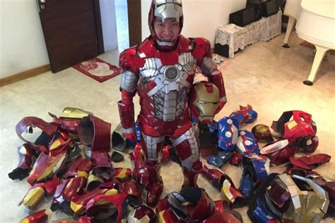 iron man costumes latest singapore news