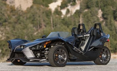 Polaris Slingshot Vs. Can-am Spyder F3-s Vs. Morgan 3 Wheeler