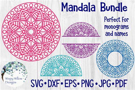 1,121 transparent png illustrations and cipart matching seaweed. Huge Mandala Bundle | 36 Designs - SoFontsy