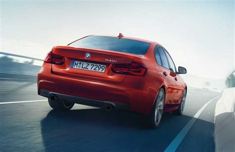 Bmw 2018 3 Series by Bmw 3 Series Edition Sport Luxury Announced With 2018