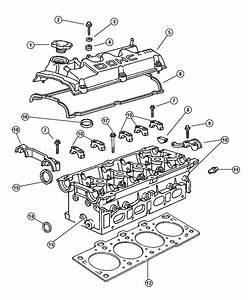 2002 Jeep Liberty Bolt  Hex Flange Head  M6x1 00x35  Cylinder  Engine  Manifolds